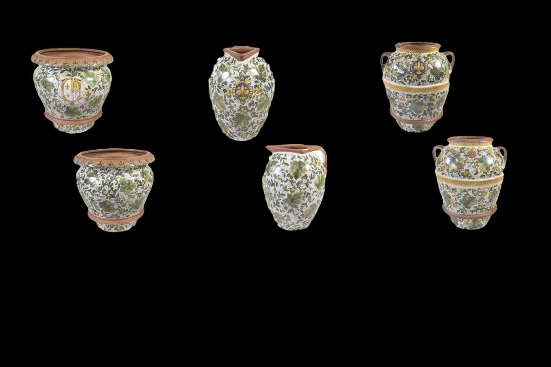 Ceramiche artistiche fiorentine   la chimera